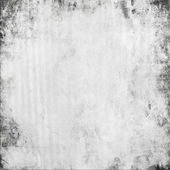 Crumpled paper texture in white — Stock Photo
