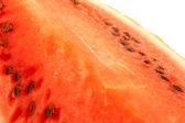 Watermelon close-up — Stock Photo