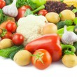 Healthy Eating / Fresh Vegetables — Stock Photo