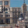 Stock Photo: Madrid - Spain - Historic Buildings in the center of the city