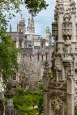Old Architecture in Europe - Quinta da Regaleira Palace in Sintr — Stock Photo