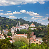 Palácio Nacional de Sintra - Royal Palace - Portugal — Stock Photo