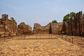 Ruins of San Ignacio, Argentina — Stock Photo