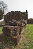руины сан-игнасио, аргентина — Стоковое фото