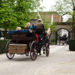 Ride on carriage, Bruges, Belgium — Stock Photo #25420803