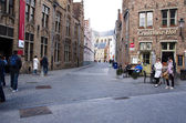 Bruges, Belgium, — Stock Photo
