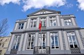 Building, Bruges, Belgium — Stock Photo