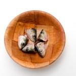 Fish Heads — Stock Photo