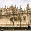 Cathedral of Seville, Spain. — Stock Photo