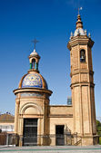 Castle San Jorge, Seville - Spain. — Stock Photo