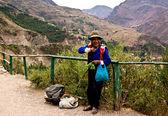 Hombre del Perú — Stock Photo