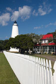 Ocracoke Light — Stock Photo