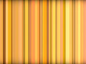 3d abstract orange yellow backdrop in vertical stripes — Stock Photo