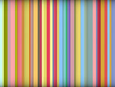 3d striped abstract backdrop in rainbow colors — Stock Photo