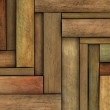 Abstract 3d render wood timber plank backdrop — Stock Photo #17979011