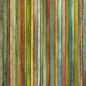 Grunge abstracto 3d render color madera tablón telón de fondo — Foto de Stock