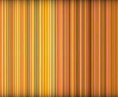 3d abstract orange backdrop in vertical stripes — Stock Photo