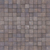 Grunge karo mozaik duvar zemin gri mor — Stok fotoğraf