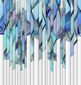 Abstract blue purple backdrop fragmented — Stock Photo