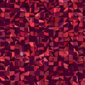 Abstract tile mosaic backdrop in multiple pink red — Stock Photo