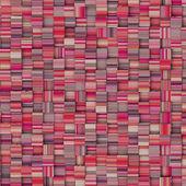 Kakel mosaik mönster bakgrund i randig rosa lila — Stockfoto