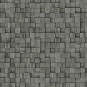 Tile mosaic pattern backdrop striped grunge gray — 图库照片