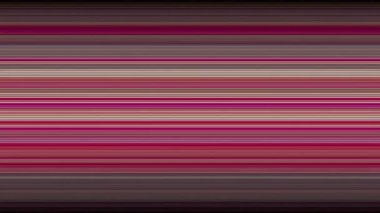 3d multiple pink red striped backdrop — Stock Video