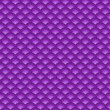 Stock Photo: Backdrop 3d concentric pipes pattern in purple magenta