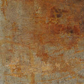 3d abstract grunge beige orange wall backdrop  — Stock Photo