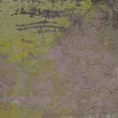 3d abstract grunge yellow green lavender wall backdrop  — Stock Photo