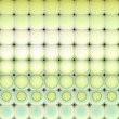 Abstract tiled mosaic background in green blue yellow — Stock Photo #50616907
