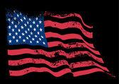 USA flag — Stock Vector