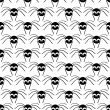 Seamless pattern — Stockvectorbeeld