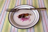 ナイフとフォーク — ストック写真