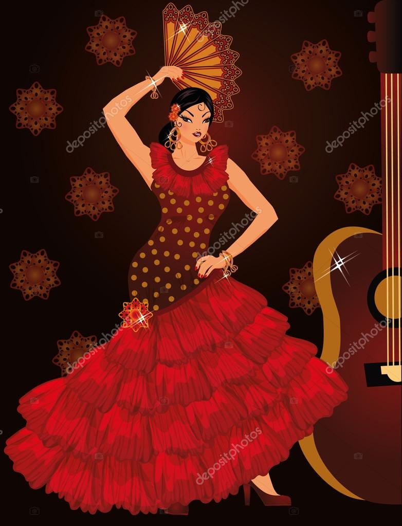 http://st.depositphotos.com/1013869/2387/v/950/depositphotos_23875805-Flamenco-spanish-dancer-girl-and.jpg