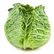 Stock Photo: Cabbage side