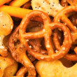 Pretzel mix — Stock Photo