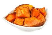 Pumpkin baked — Stock Photo