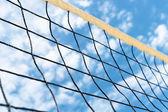 Volley-ball net — Photo