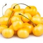 Cherry yellow heap — Stock Photo #44032217