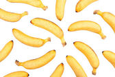 Banana tile — Stock Photo