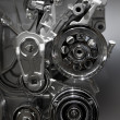 Internal combustion engine — Stockfoto