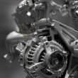 Internal combustion engine — Stock Photo