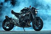 Sport bike — Stock Photo