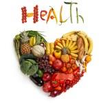 Healthy food choice — Stock Photo #36473357