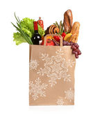 Grocery shopping trends — Stock Photo