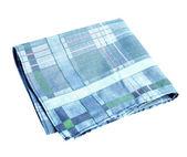 Light blue handkerchief — Stock Photo