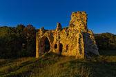 Livonia Order Castle ruins. — Stock Photo