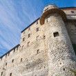 Stockfoto: Fortified walls. Narni. Umbria. Italy.