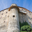 Fortified walls. Narni. Umbria. Italy. — Stock Photo #12467257